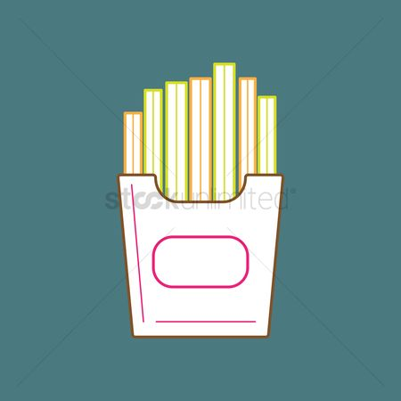 Crisp : French fries