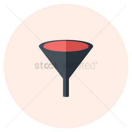 Petroleum : Funnel