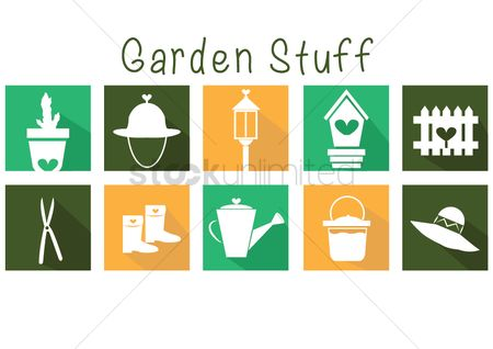 Cutters : Garden items