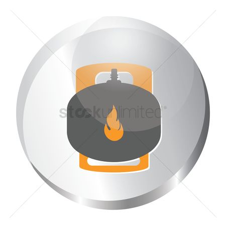 Tanks : Gas cylinder icon