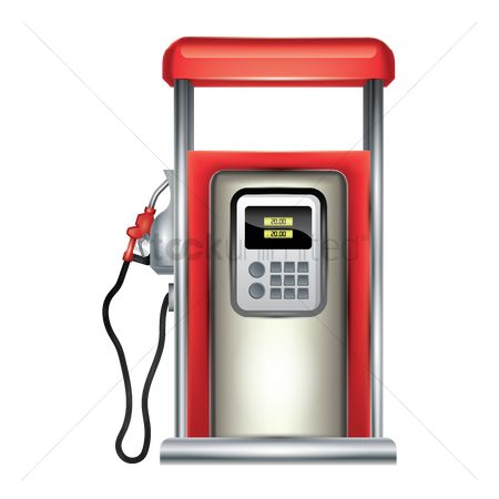 Petroleum : Gas pump