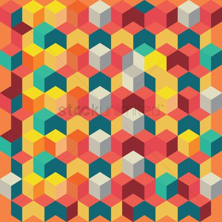 Wallpaper : Geometric pattern background