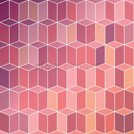 Geometrics : Geometric pattern background