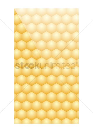 Honeycomb : Geometric wallpaper for mobile phone