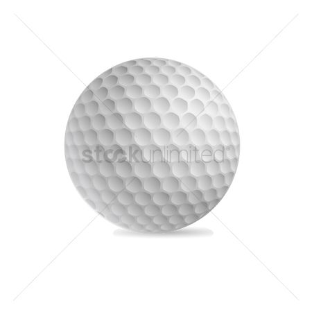 Recreation : Golf ball