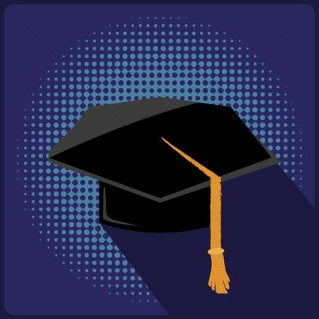 Teaching : Graduation hat