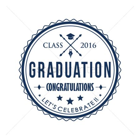 Nib : Graduation label