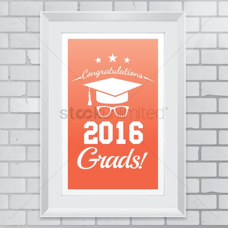 Brick : Graduation wallpaper