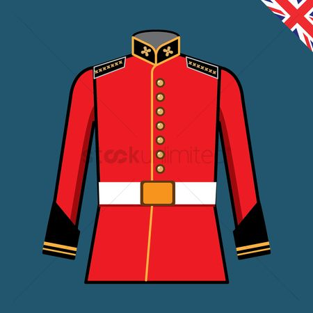Authority : Guard uniform