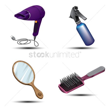 Appliance : Hair styling tools