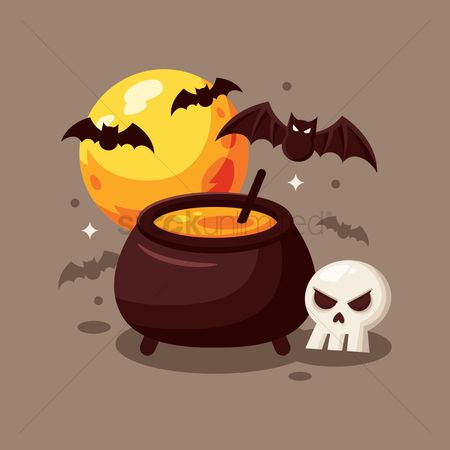 Oct : Halloween design