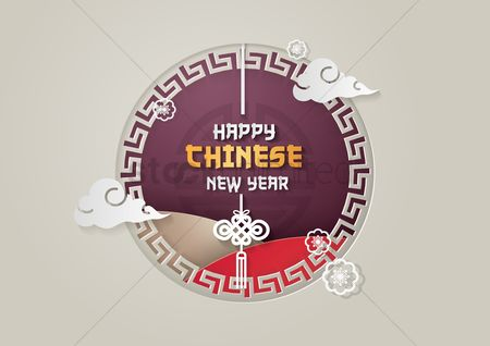 2078887 chinese new year border happy chinese new year 2018