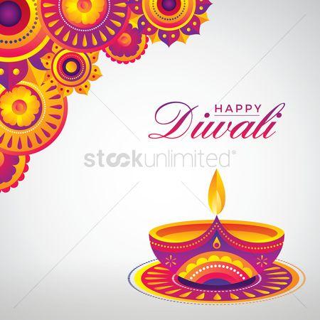 1989495 Deepavali Happy Diwali Greeting Design