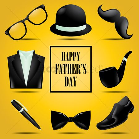 Smoking pipe : Happy father s day