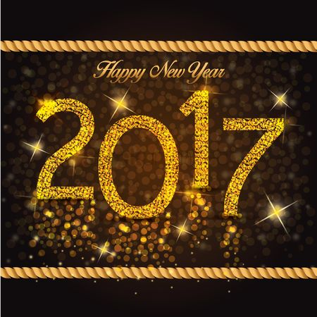 Greetings : Happy new year 2017