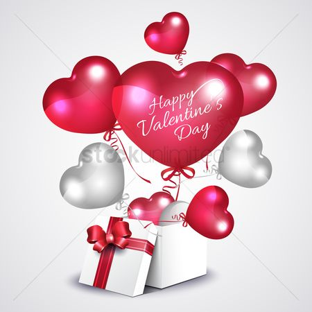 Fonts : Happy valentines day greeting