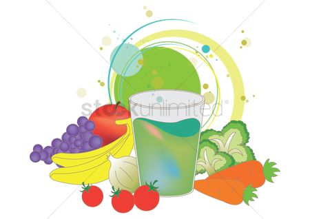 Health : Healthy eating concept