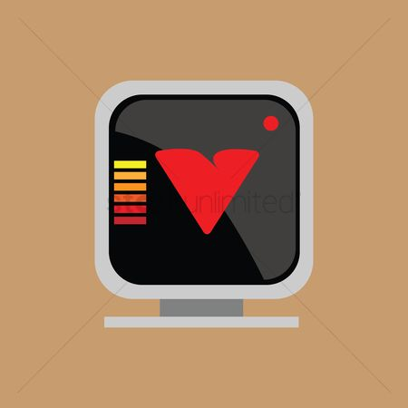 Heart : Heart rate monitor