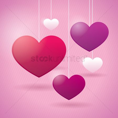 Greetings : Hearts
