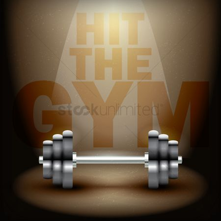 Sports : Hit the gym