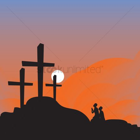 Cross : Holy cross background