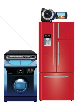 Washing machine : Home appliances
