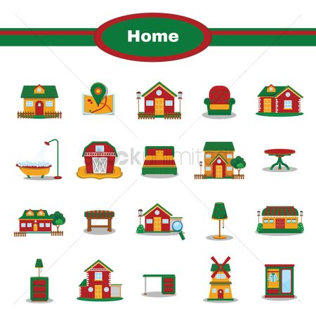 Awning : Home icons