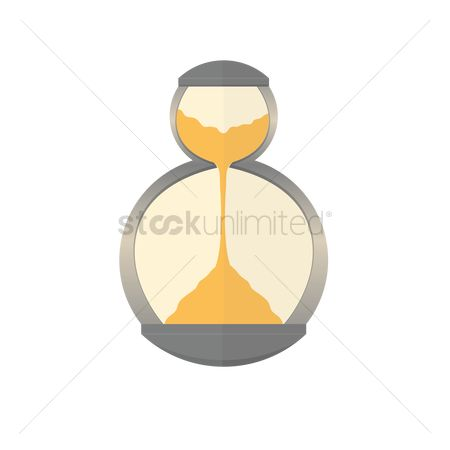 Sand clock : Hour glass