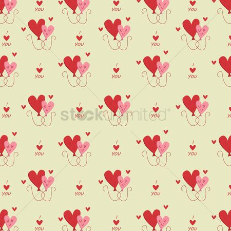 Romance : I love you background