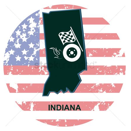 Auto racing : Indiana state