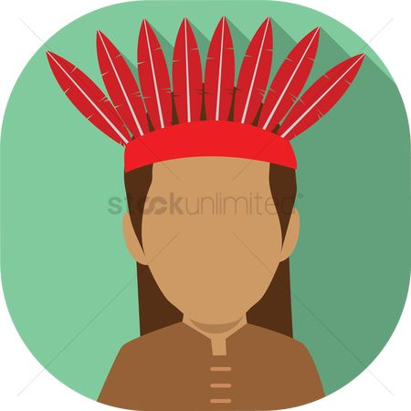 Headdress : Kadazan man avatar
