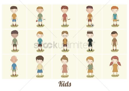 Kids : Kids and leisure activities