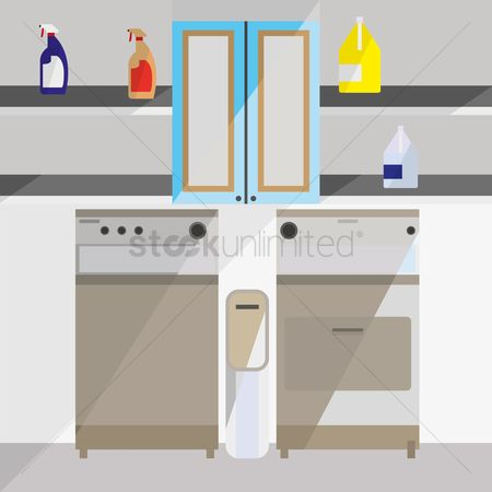 Indoor : Laundry room