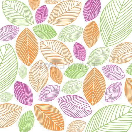 Wallpapers : Leaf background