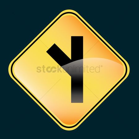 Free Crossroads Stock Vectors | StockUnlimited Y Intersection