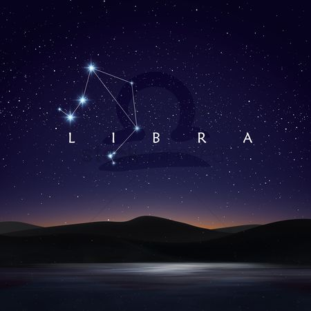 Horoscopes : Libra constellation