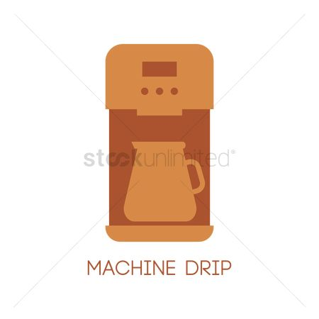 Drips : Machine drip