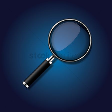 Learn : Magnifying glass
