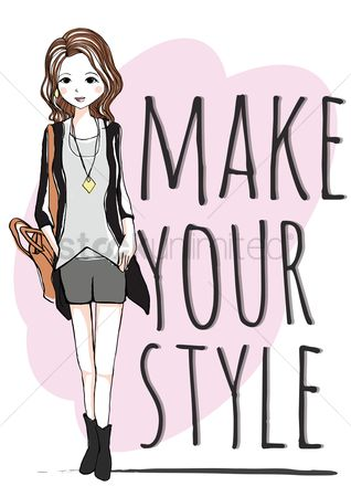 Handbags : Make your style poster