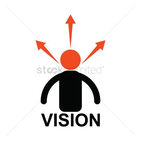 Market : Man with vision