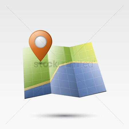 User interface : Map icon