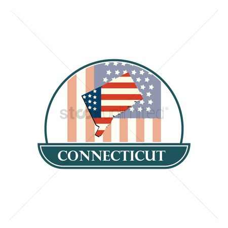 Connecticut : Map of connecticut