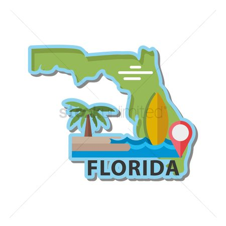 Navigators : Map of florida state