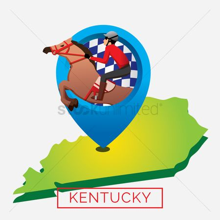 Free Kentucky Derby Stock Vectors Stockunlimited