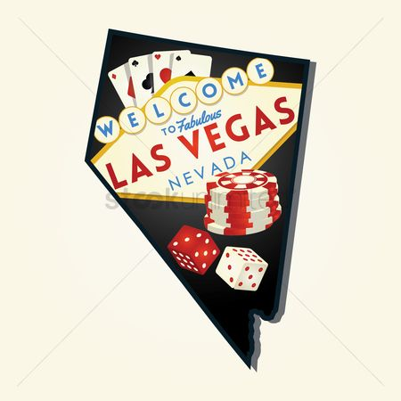 Casinos : Map of las vegas