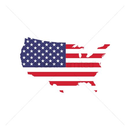Usa map : Map of the united states of america