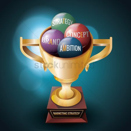 Trophy : Marketing strategy