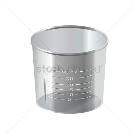 Clinicals : Measuring jar