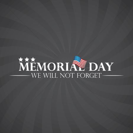 Patriotic : Memorial day background