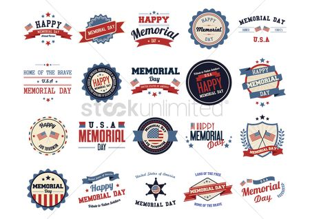 Acknowledgement : Memorial day collection